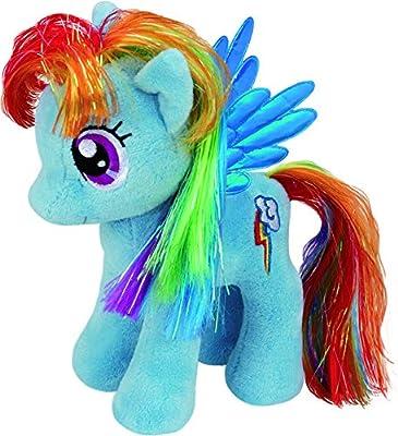 Amazon Com My Little Pony Rainbow Dash 8 Toys Games