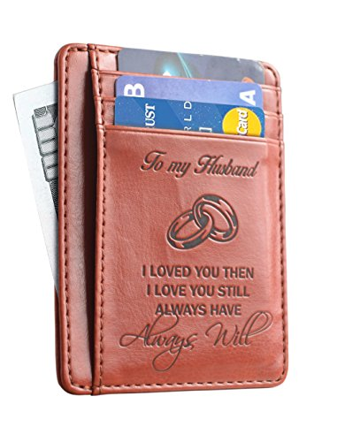 Memory Wife To Husband Gift Best Anniversary Gifts For Him Slim
