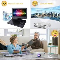 BIGASUO-2020-Upgrade-Bluetooth-Full-HD-Projector-Built-in-DVD-Player-Portable-Mini-Projector-5500-Lumens-Compatible-with-iPhoneiPadTVHDMIVGAAVUSBTF-SD-Card-720P-Native-1080P-Supported