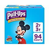 Pull-Ups Learning Designs Potty Training Pants for Boys, 2T-3T (18-34 lb.), 94 Ct. (Packaging May Vary)