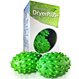 Life Miracle Dryer Balls XL | The BEST Permanent Non Toxic, Allergy & Chemical Free Fabric Softener | Replaces Liquid Softener, Dryer Sheets & Wool Dryer Balls | Vegan & Sheep Safe | 2-Year Warranty