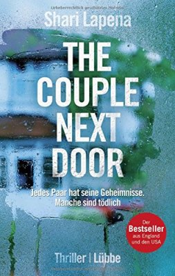 Shari Lapena: The couple next door