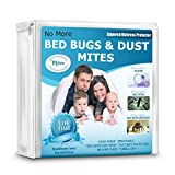 Mattress Protector & Allergen Mattress Cover Allergy Pads - Queen, King, Twin, XL, Full, Pillow Top and Crib sizes. Waterproof Covers, Bed bug, Mattress Cover, Pad, Mattress Protector– Queen