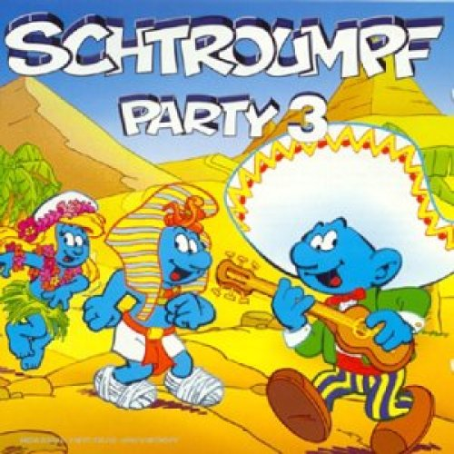 La Schtroumpf Party 3: Les Schtroumpfs, Les Schtroumpfs: Amazon.fr ...