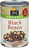 365 Everyday Value, Organic Black Beans, 15 Ounce
