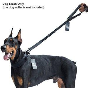 OneTigris Nylon Tactical Dog Training Bungee Leash Leads Rope