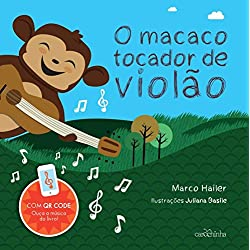 O Macaco Tocador de Violão - Novo Formato