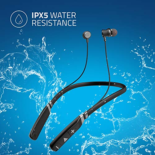 51Y6r864 dL Artis BE910M Sports Bluetooth Wireless Earphone with Stereo Sound & Hands Free Mic. (Black)