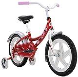Diamondback Bicycles Girls Mini Impression Sidewalk Bike, Cyan Red