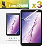 TabSuit Dragon Touch Y80 Kids Tablet Screen Protector Ultra-Clear of High Definition (HD)-3 Pack for Dragon Touch Y80 8' Kids Tablet