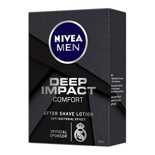 NIVEA MEN Shaving Deep Impact Comfort After Shave Lotion Review 100ml 23