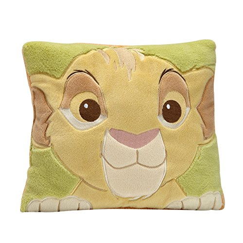 Disney Lion King Decorative Pillow, Green