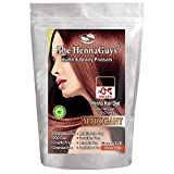 MAHOGANY Henna Hair & Beard Dye/Color - 1 Pack - The Henna Guys