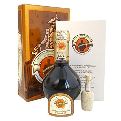 Manicardi Extravecchio DOP Balsamic Vinegar Aged Over 25 Years