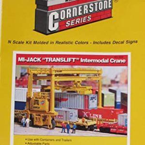 Walthers Corn Trims 9333222Mi Jack Container Crane 51YBr8uC1eL