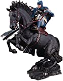 DC Collectibles The Dark Knight Returns: A Call to Arms Mini Battle Statue