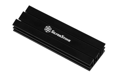 SilverStone M.2 SSD専用放熱ヒートシンク/パッドセット SST-TP02-M2 日本正規代理店品