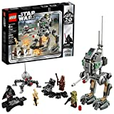 LEGO Star Wars Clone Scout Walker - 20th Anniversary Edition 75261 Building Kit (250 Pieces)