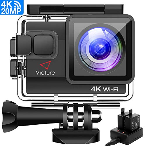 Victure 4K Action Camera