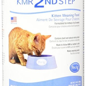 PetAg KMR 2nd Step Kitten Weaning Food 14oz 19