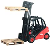 Bruder 02511 Linde H30D Forklift with 2 Pallets