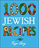 1,000 Jewish Recipes (1,000 Recipes)