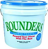 Product review for KENT NUTRITION GROUP-BSF 426 Molasses Rounder's Horse Treat, 14 lb