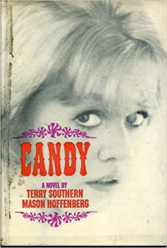 Candy: Terry Southern and Mason Hoffenberg:  banned books