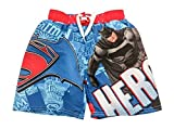 DC Comics Batman Vs Superman Boys Dawn Of Justice Swim Trunks (8)