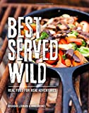 Product review for Best Served Wild: Real Food for Real Adventures - Vegetarian