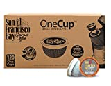 San Francisco Bay OneCup DECAF French Roast, Single Serve Coffee K-Cup Pods (120 Count) Keurig Compatible, Swiss Water Process- Decaffeinated