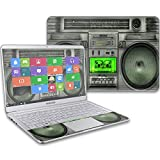 MightySkins Skin Compatible with Samsung Notebook 9 13' (2017) wrap Cover Sticker Skins Boombox