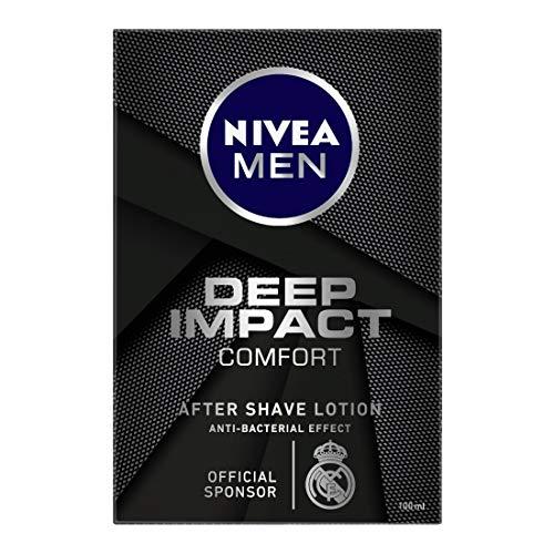 NIVEA MEN Shaving Deep Impact Comfort After Shave Lotion Review 100ml 21