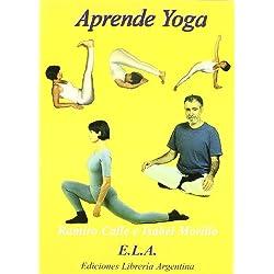 Aprende yoga (+DVD) - curso completo en teoria y practica -