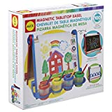 Alex Artist Studio Magnetic Tabletop Easel Kids Art Supplies
