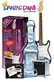Darling Divas Electric Guitar Package | includes amp and case | Mystical Blue