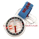 Basic Training Competition Thumb Orienteering Compass for Foot Cross-Country Directional Movement