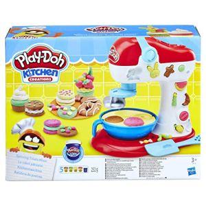 Play-Doh Kitchen Creations Spinning Treats Mixer 51Yoigu0pML
