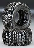 Pro-Line Racing 8209-02 Caliber T 2.2' M3 (Soft) Off-Road Truck Rear Tires