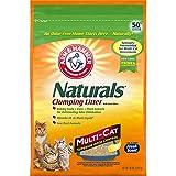 ARM & HAMMER Naturals Cat Litter, Multi Cat, 18lb
