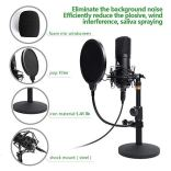 USB-Microphone-Kit-192KHZ24BIT-MAONO-AU-A04T-PC-Condenser-Podcast-Streaming-Cardioid-Mic-Plug-Play-for-Computer-YouTube-Gaming-Recording