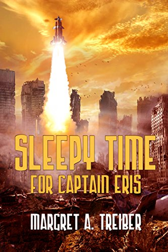 Sleepy time for captain eris book cover