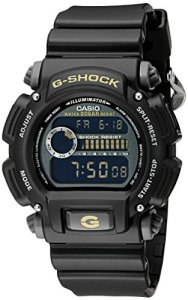 Casio Men's G-Shock DW-9052-1CCG Men's Black Military Watch