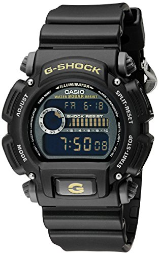 Casio Men's G-Shock DW-9052-1CCG Military Watch