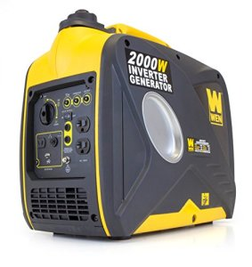 WEN 4-Stroke Gas Powered Portable Inverter Generator, CARB Compliant