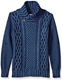 Product review for Lucky Brand Big Boys' Shawl Collar Sweater