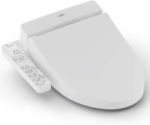 TOTO C100 Electronic Heated Bidet Toilet Seat