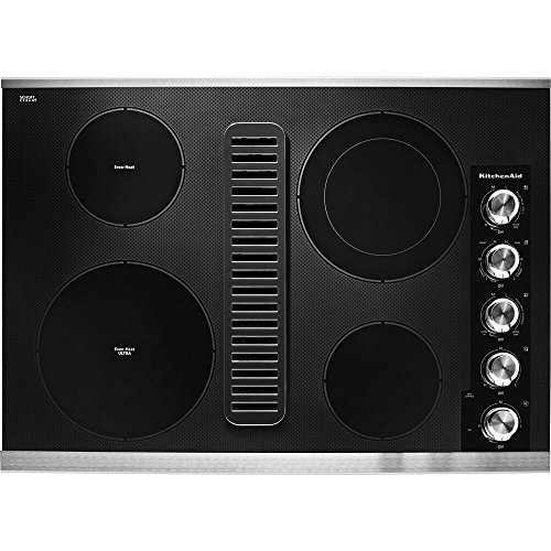 KitchenAid Electric Downdraft Cooktop