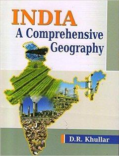 Indian geography bu D R khular