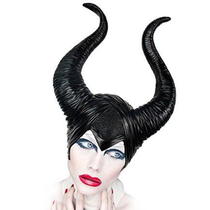 Cherry-Juilt-Halloween-Costumes-Horns-Hat-Deluxe-Headpiece-for-Women-Girls-Adult